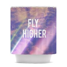 Fly Higher Shower Curtain