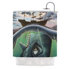 Jonah Polyester Shower Curtain