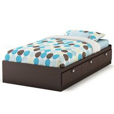 Cakao Mate's Bed Box with Storage