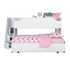 Mobby Twin Loft Bed with Trundle