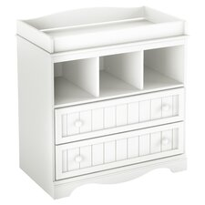 Savannah 2 Drawer Changing Dresser