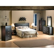 Back Bay Panel Customizable Bedroom Set