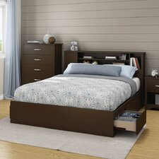 Fusion Queen Mate's  Panel Bed