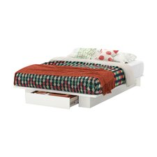 Holland Full/Queen Platform Storage Bed
