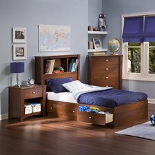 Jumper Twin Storage Captain Customizable Bedroom Set