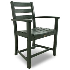 Trex Outdoor Monterey Bay Dining Arm Chair