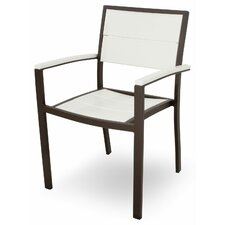 Trex Outdoor Surf City Dining Arm Chair