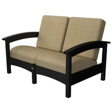 Trex Outdoor Rockport Club Settee