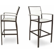 "Surf City 46"" Bar Stool (Set of 2)"