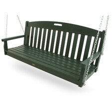 Trex Outdoor Yacht Club Porch Swing
