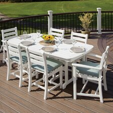 Trex Outdoor Monterey Bay 7 Piece Dining Set