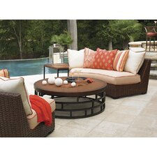 Ocean Club Pacifica Deep Seating Group with Cushion