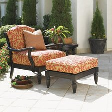 Kingstown Sedona Lounge Chair and Ottoman with Cushions