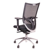 Incentive High Back Ergonomic Mesh Conference Chair with Arms