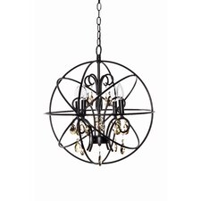 Orbit 4-Light Pendant