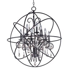 Orbit 9-Light Pendant