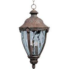 Morrow Bay DC 3 Light Outdoor Hanging Lantern