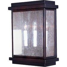 Cubes 3 Light Wall Lantern