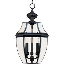 South Park 3 Light Outdoor Hanging Lantern
