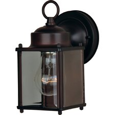 Side Door 1 Light Wall Lantern