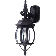 Crown Hill 1 Light Wall Lantern
