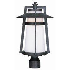 Calistoga 1-Light Outdoor Pole/Post Lantern