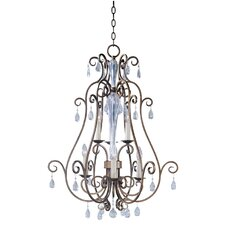 Hampton 6-Light Entry Foyer Pendant