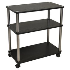 Designs 2 Go Office Caddy AV Cart