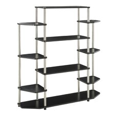 "Designs 2 Go Wall Unit 51.13"" Accent Shelves"