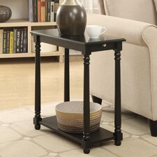 French Country Regent End Table
