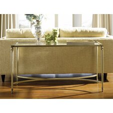 Elipse Console Table