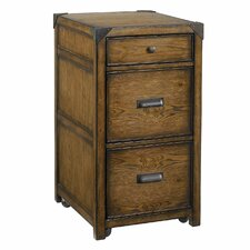 Studio Home 3-Drawer Mobile  Filing Cabinet