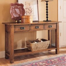 Canyon Console Table