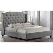 Laguna Upholstered Panel Bed