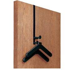 Over Door Coat Hook with 2 Hangers
