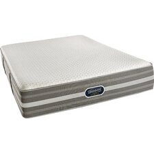 Beautyrest Recharge Hybrid Lotus Flower Plush Mattress