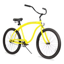Men's Bruiser Beach Cruiser Bike