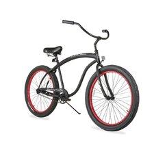 "Men's Firmstrong Bruiser 3.0 26"" Single Speed Beach Cruiser Bicycle"