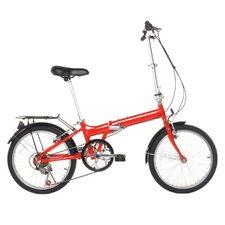 Lightweight Aluminum Folding Bike