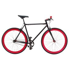 Men's Rampage Fixed Gear Fixie Single Speed Road Bike