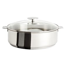 Casteline Stock Pot with Lid and Optional Handle
