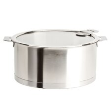 Strate Sauce Pot with Lid and Optional Handle