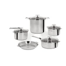 Casteline 13-Piece Cookware Set with Optional Handle