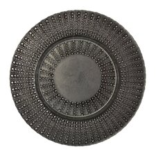 "Aztec 13"" Glass Charger Plate (Set of 6)"