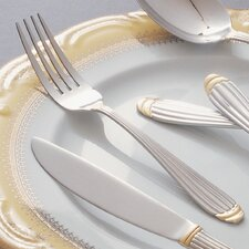 Parisian Gold Stainless Steel Salad Fork (Set of 4)