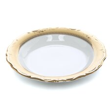 Vanessa Gold 8 Oz. Soup Bowl (Set of 6)