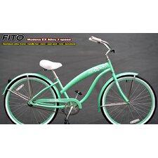 Women's Modena Alloy EX 1-Speed Beach Cruiser Bike