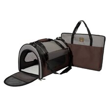 """The Dome"" Folding Pet Carrier"