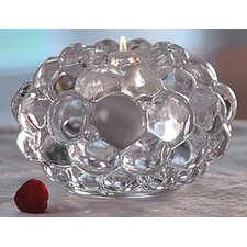 Raspberry Crystal Votive
