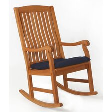 Java Teak Outdoor Rocking Cushion